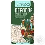 Крупа ячневая перловая Art Foods 1кг