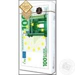 Салфетки Luxy Mini Евро столовые бумажные 33х33см 3 слоя 10шт