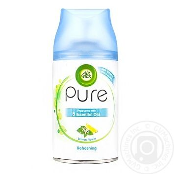 AirWick Pure Lemon air freshener replacement balloon 250ml - buy, prices for Auchan - image 2