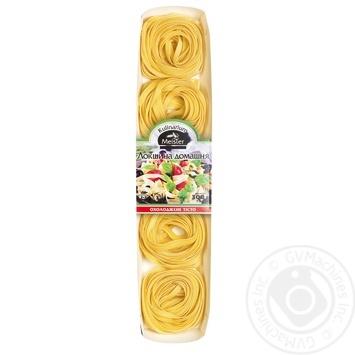 Kulinarium Meister Homemade Style Fresh Egg Pasta - buy, prices for Novus - image 1