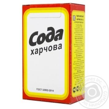Сода харчова 500г - купити, ціни на МегаМаркет - фото 1