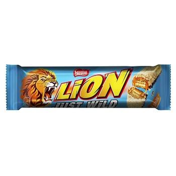 NESTLÉ® LION® Just Wild bar 31g