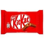 NESTLÉ® KITKAT® 4-FINGER milk chocolate bar with wafer 41,5g