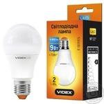 Лампа светодиодная Videx 9W Е27 220V - купить, цены на Таврия В - фото 1