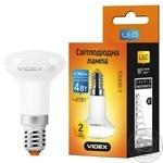 Лампа светодиодная Videx LED R39E 4W E14 3500K - купить, цены на МегаМаркет - фото 1