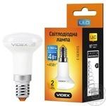 Лампа светодиодная Videx LED R39E 4W E14 4100K - купить, цены на Ашан - фото 1