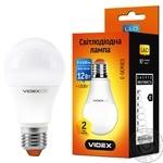 Лампа LED Videx A60E 12W E27 K4100 - купить, цены на Таврия В - фото 1