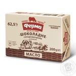 Ferma Sweet Cream Chocolate Butter - buy, prices for Furshet - image 1