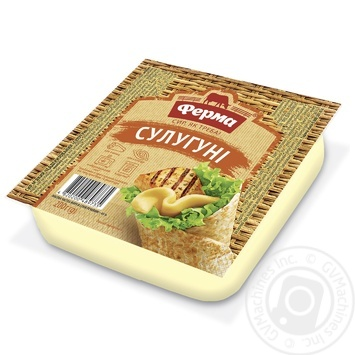 Ferma Suluguni Cheese 45% 200g - buy, prices for MegaMarket - image 1