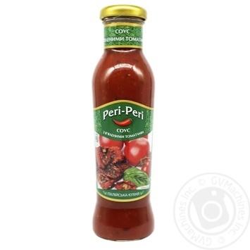 Соус Peri-Peri с вялеными томатами 310г