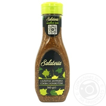 Sauce Salateria with sesame for salad 360g - buy, prices for Novus - image 1