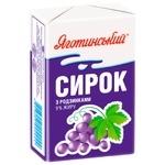 Творожок Яготинский с изюмом 9% 90г