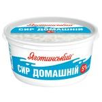 Yagotynsky Homemade Cottage Cheese 5% 370g