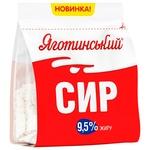Сир Яготинський кисломолочний 9,5% 350г