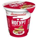 Yagotynsky Yogurt Cherry-Rhubarb 2,1% 280g