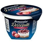 Десерт Яготинський сирковий тришаровий злаки-вишня 3,6% 200г