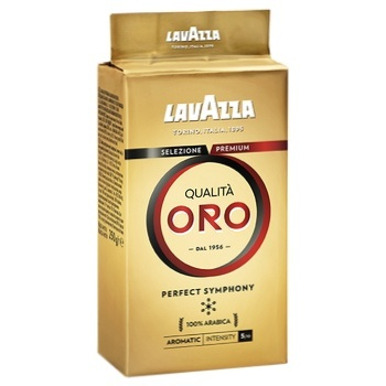 Lavazza Qualita Oro Grounded Coffee 250g - buy, prices for MegaMarket - image 1