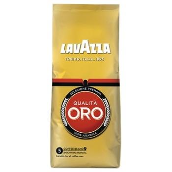 Кофе Lavazza Qualita Oro в зернах 250г - купить, цены на Ашан - фото 2