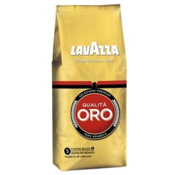 Кофе Lavazza Qualita Oro в зернах 250г - купить, цены на Фуршет - фото 1