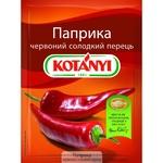 Паприка Kotanyi червоний солодкий перець 35г