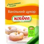 Специи Kotányi Ванильный сахар 70г
