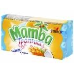 Конфеты Storck Mamba жевательные Тропикс со вкусами ананаса и кокоса 26,5г