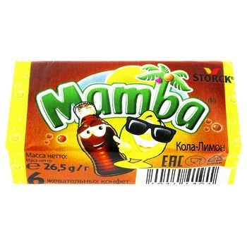 Mamba chewing candy 26g - buy, prices for CityMarket - photo 4