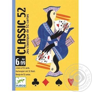 Гра DJECO Класика 52  DJ05100
