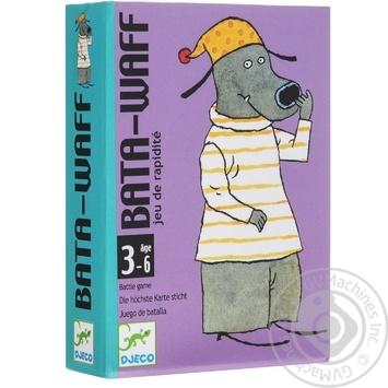 Гра настільна дитяча DJECO БатаВаф