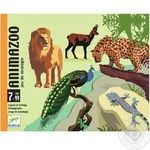 Djeco Animalzoo for children game