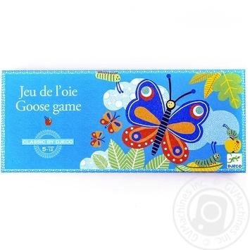 Гра настільна дитяча Djeco Гра З гусені на метелика, DJ05212