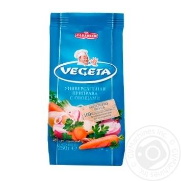 Приправа Вегета из овощей универсальная 250г - купить, цены на Novus - фото 1