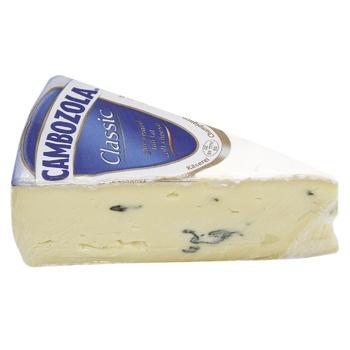 Сыр Камбоцола Kaserei с белой и голубой плесенью 70%