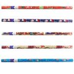 Бумага Happycom детский для упаковки подарков 1,5*0,7м в ассортименте