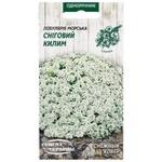 Семена Семена Украины алиссум морской снежный ковер 0.2г