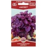 Семена Golden Garden Базилик фиолетовый Аметист 0,3г