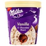 Milka Vanilla-chocolate Ice cream 319g