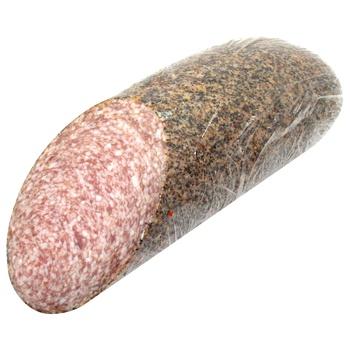Lukow Salami Sausage in Black Pepper