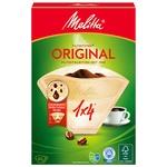 Melitta® Original Paper Coffee Filters 1x4 40pcs