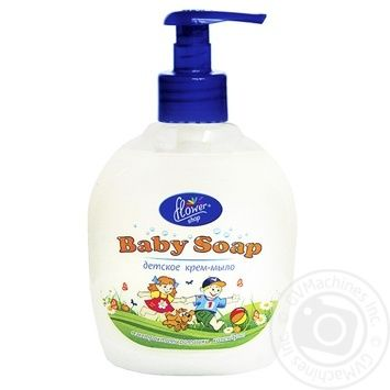 Soap Flower shop with chamomile liquid for children 300ml - buy, prices for Furshet - image 1