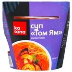 Суп Katana Том Ям с креветками 350г