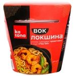 Katana wirh Shrimp in Pad Thai Sauce Rice Noodles 245g