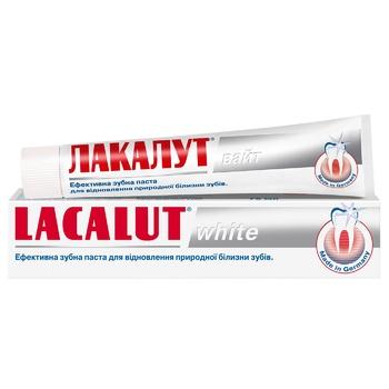 Lacalut White Toothpaste 75ml