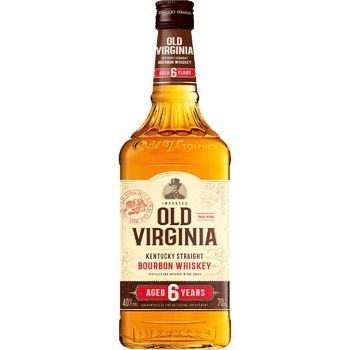 Old Virginia 6 yrs bourbon whiskey 40% 0,7l - buy, prices for Novus - image 1