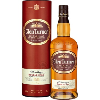Glen Turner Heritage Double Wood Whiskey 40% 0,7l - buy, prices for Novus - image 1