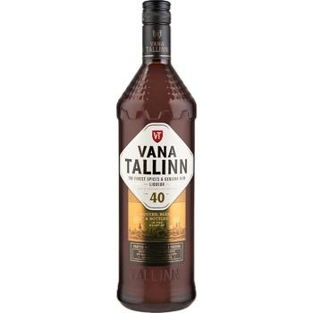 Ликер Vana Tallinn 40% 1л - купить, цены на Метро - фото 1