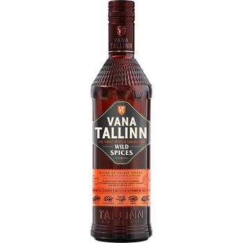 Лікер Vana Tallinn Wild Spices 35% 0.5мл