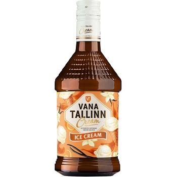 Крем-ликер Liviko Старый Таллинн Ice Cream 16% 0,5л - купить, цены на Ашан - фото 1