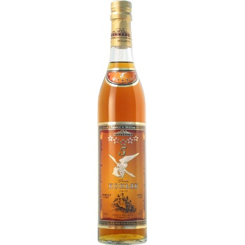 Colusvin 5 Yrs Cognac 40% 0,5l - buy, prices for Novus - image 1