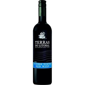 Вино Vidigal Terras do Litora красное сухое 13% 0,75л